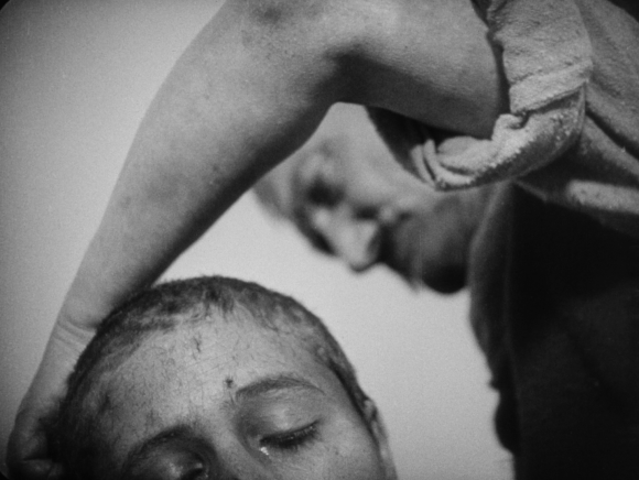 "Still from ""The Passion of Joan of Arc."""