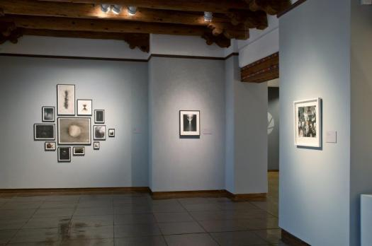 Installation shot of Cameraless at the New Mexico Museum of Art