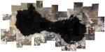 """Untitled,"" 38"" x 68"", unique gelatin silver prints, 2016, David Ondrik"