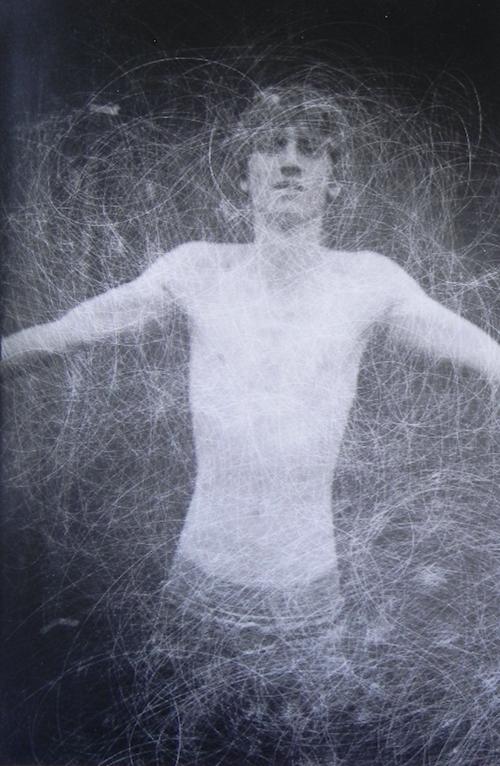 "R.Jaramillo, gelatin silver print, 10"" x 8"""