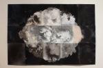 """Genesis,"" unique unfixed gelatin silver prints, 28″ x 40″, 2016, David Ondrik"