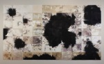 """""""Impermanence,"""" unfixed gelatin silver prints, 56″ x 100″, 2016, David Ondrik"""